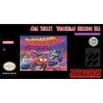 The Amazing Spiderman:  Lethal Foes for Super Nintendo SNES in English