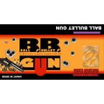 Ball Bullet Gun SNES Super Nintendo English
