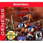Beastball Sega Genesis Reproduction