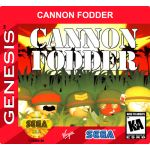 Cannon Fodder for Sega Genesis