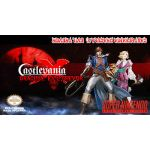Castlevania Dracula X:  Evil Trevor Hack for Super Nintendo in English