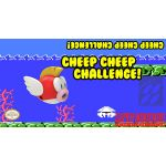 Cheep Cheep Challenge! Super Nintendo SNES