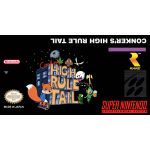 Conker's High Rule Tail Super Nintendo SNES