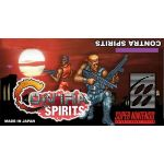 Contra Spirits for Super Nintendo SNES English