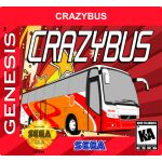 CrazyBus for Sega Genesis