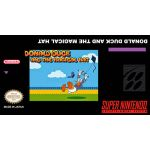 Donald Duck and the Magical Hat SNES Super Nintendo English