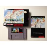 Tales of Phantasia for the SNES in English Complete In Box