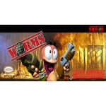 Worms Super Nintendo SNES English