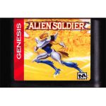 Alien Soldier for Sega Genesis in English