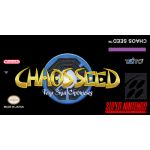 Chaos Seed Super Nintendo SNES English