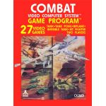 Original cartridge Combat Atari 2600
