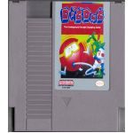Dig Dug part 1 for the NES in English