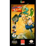 Earthworm Jim 2 for the NES in English