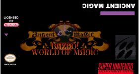 Ancient Magic for the SNES in English