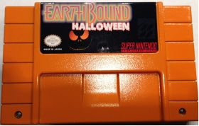 Earthbound Halloween Limited Edition Numbered to 25