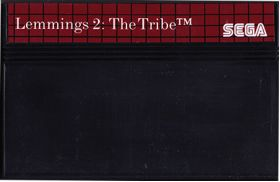 Lemmings 2:  The Tribe for Sega Master System