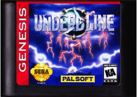 Undead Line for Sega Genesis
