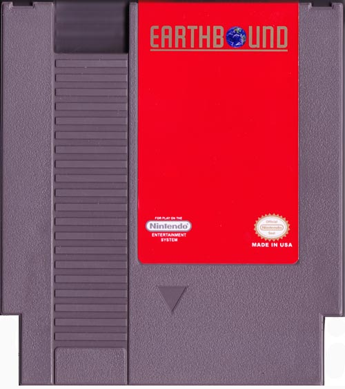 Earthbound for the NES in English