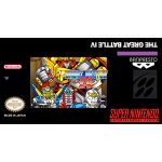 Great Battle IV Super Nintendo SNES English
