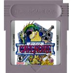Cave Noire Game Boy English